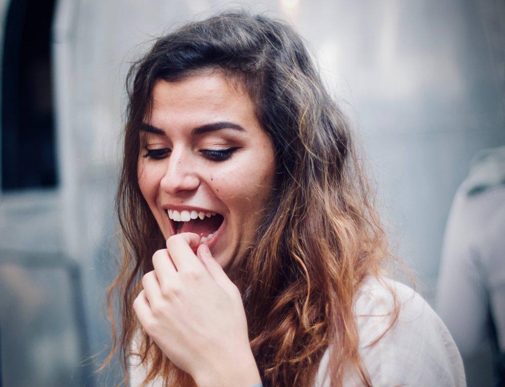 Soie interdentaire pour un joli sourire